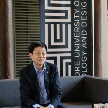 Interview with Prof Chong Tow Chong, President of SUTD