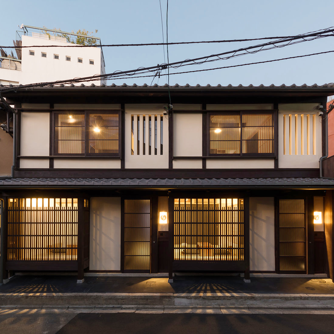 Shimaya Stays Japanese Machiya Guesthouse in Kyoto